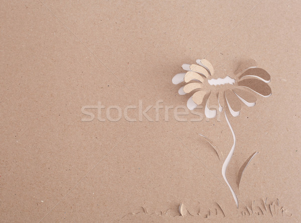 Origami flower Stock photo © djemphoto
