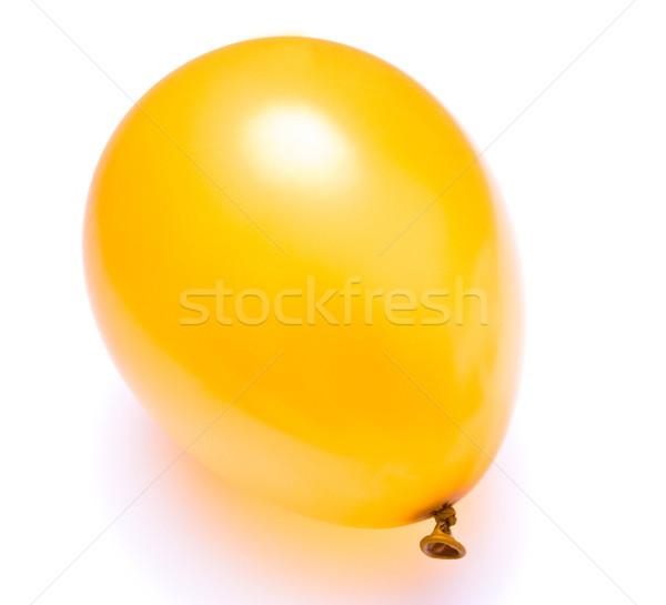Ballon partij groep leuk kleur witte Stockfoto © djemphoto