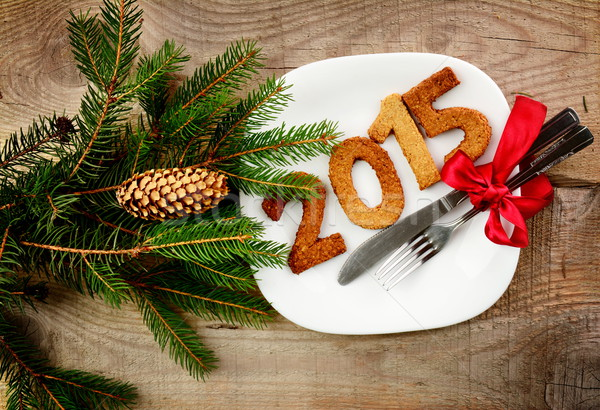 New year's Eve 2015 Stock photo © dla4