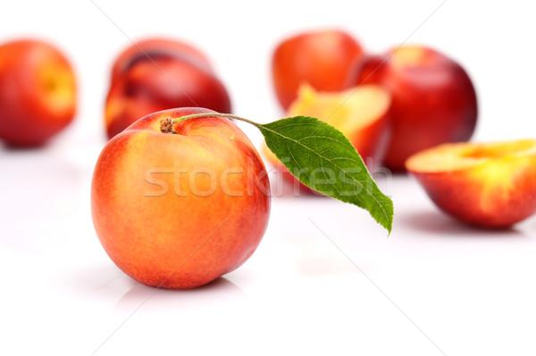 Plusieurs isolé blanche beaucoup fruits Photo stock © dla4