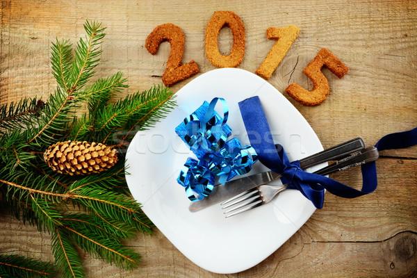 New year's Eve 2015 Stock photo © dla4