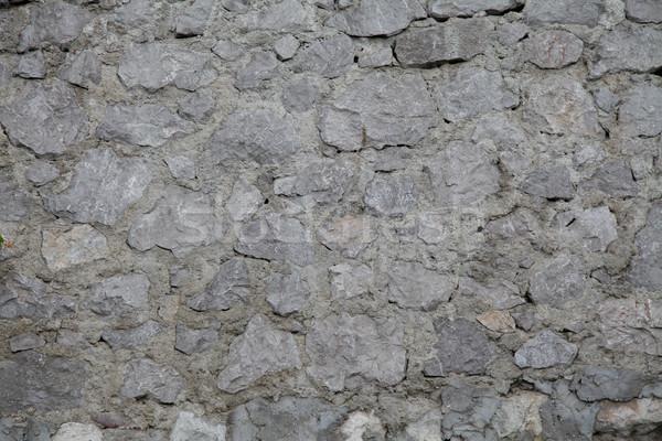 Starych mur kamień struktury domu budowy Zdjęcia stock © dmitriisimakov