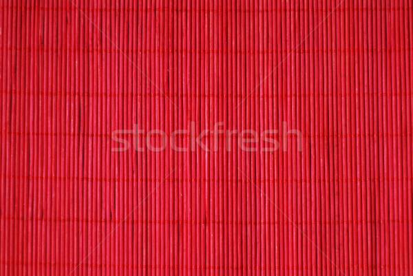 Vermelho textura primavera natureza projeto Foto stock © dmitroza