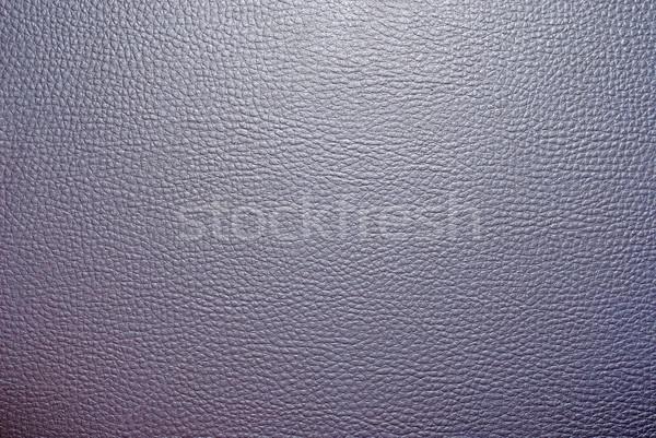 Leder violet huid koe achtergronden Stockfoto © dmitroza
