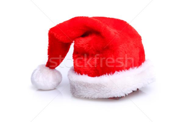 Christmass hat Stock photo © dmitroza