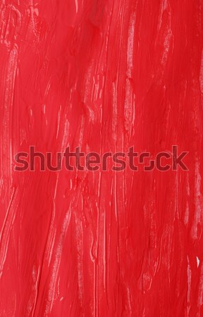 red gouache background Stock photo © dmitroza