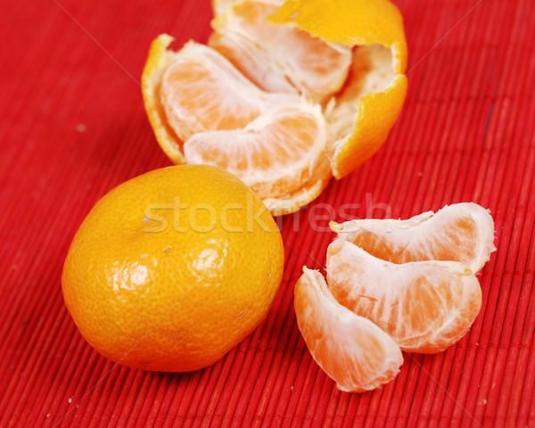 tangerines Stock photo © dmitroza