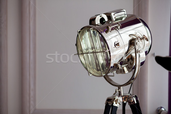 Professional lamp Stock photo © dmitroza