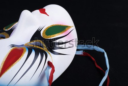 Mask Stock photo © dmitroza