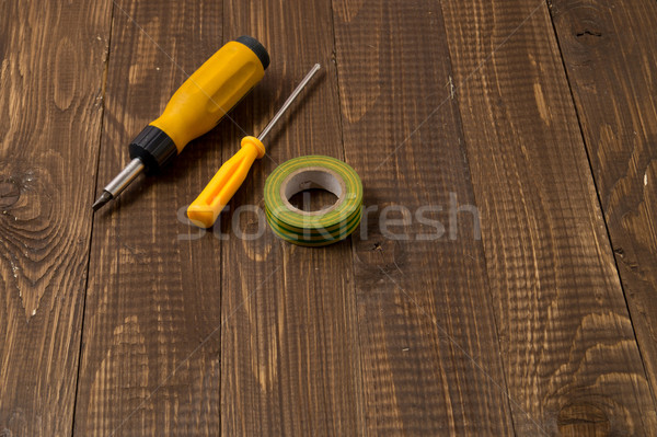 Necessary locksmith's tools Stock photo © dmitroza