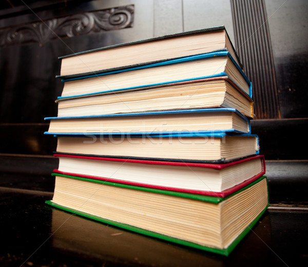 Books Stock photo © dmitroza