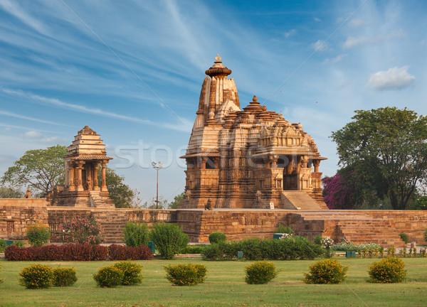 Devi Jagdamba temple Stock photo © dmitry_rukhlenko