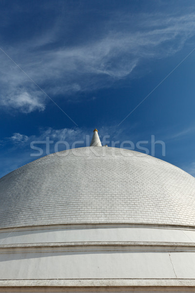 Mahaseya Dagoba, Mihintale, Sri Lanka,  Stock photo © dmitry_rukhlenko