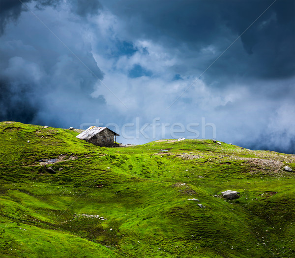 Serenity serene lonely scenery background concept Stock photo © dmitry_rukhlenko
