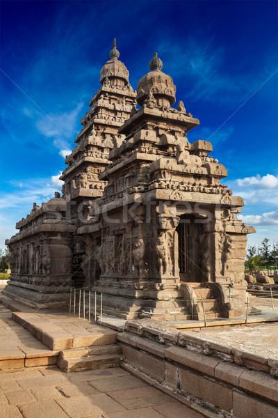 Brzegu świątyni świat dziedzictwo słynny Zdjęcia stock © dmitry_rukhlenko