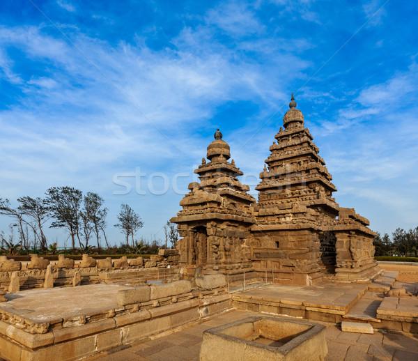 Costa templo mundo herança famoso Foto stock © dmitry_rukhlenko
