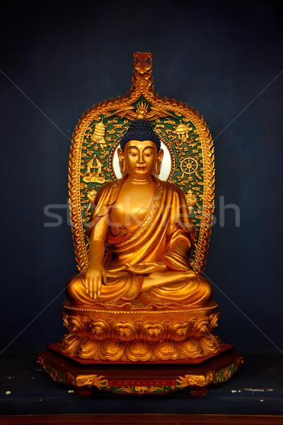 Buddha image. China Stock photo © dmitry_rukhlenko