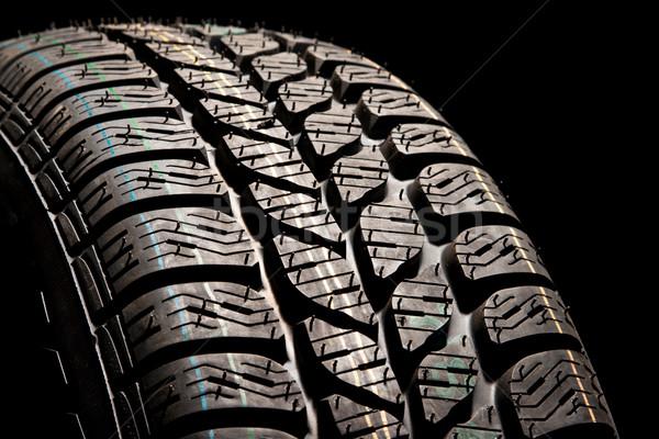 Tire close up Stock photo © dmitry_rukhlenko