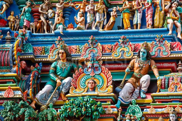 Torre tempio dio asian Asia religione Foto d'archivio © dmitry_rukhlenko