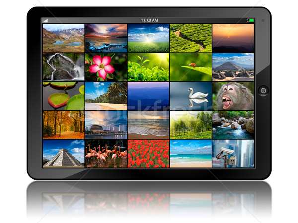 Foto stock: Fotos · negócio · internet · tecnologia · teia
