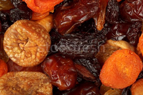 Secas frutas datas passas de uva Foto stock © dmitry_rukhlenko