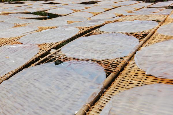 Riz Viêt-Nam alimentaire Photo stock © dmitry_rukhlenko