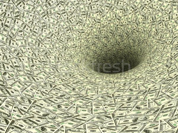Soldi vortice business texture sfondo finanziare Foto d'archivio © dmitry_rukhlenko