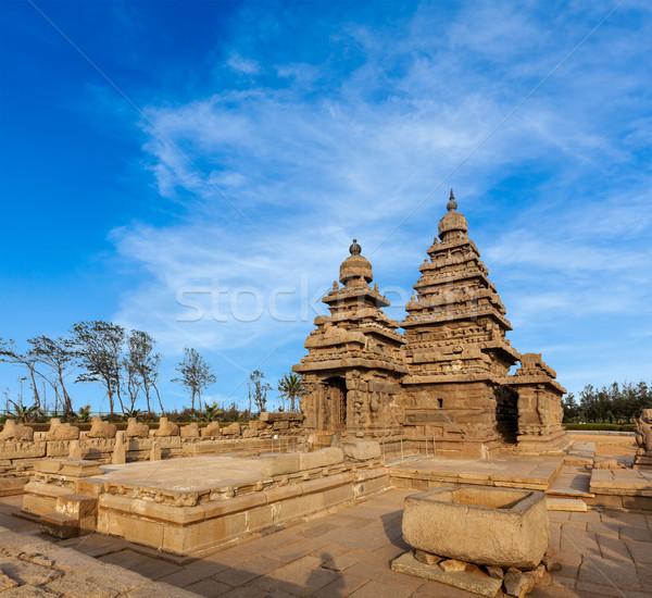 Foto stock: Costa · templo · mundo · herança · famoso