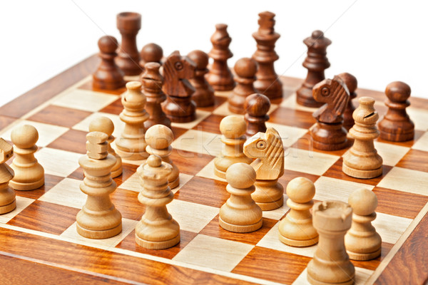 Chess Stock photo © dmitry_rukhlenko