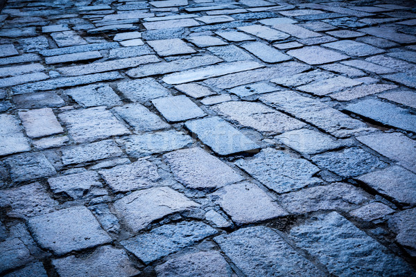 Cobblestone pavement background  Stock photo © dmitry_rukhlenko