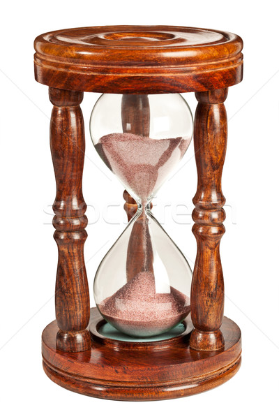 Hourglass  Stock photo © dmitry_rukhlenko