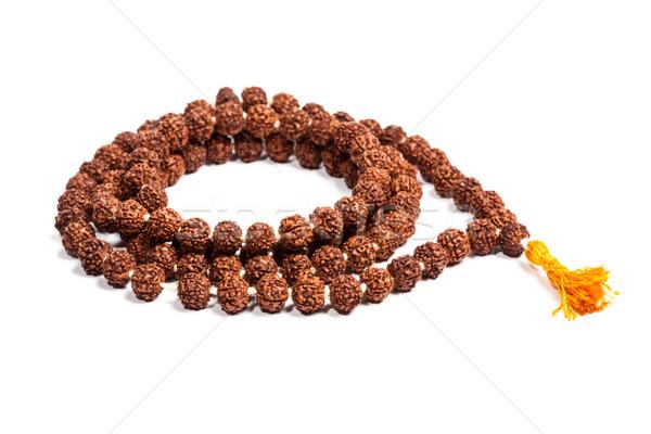 Japa mala (prayer beads) Stock photo © dmitry_rukhlenko