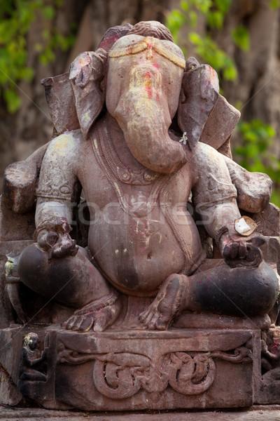 Ganesh image Stock photo © dmitry_rukhlenko