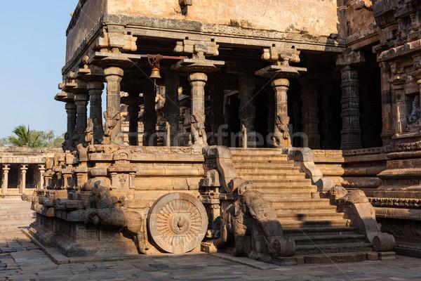 Templo Índia um vida unesco Foto stock © dmitry_rukhlenko