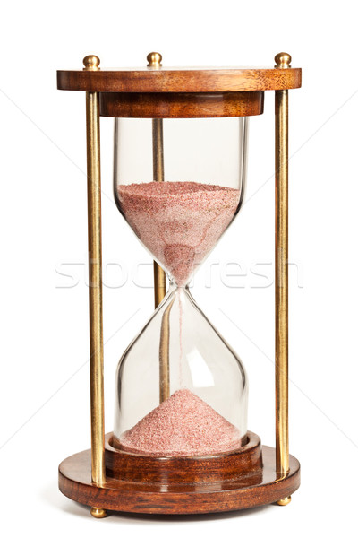 Hourglass  Stock photo © dmitry_rukhlenko