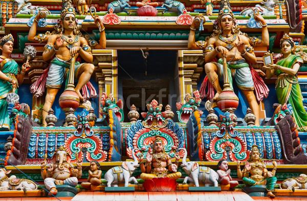 Tour temple dieu asian Asie religion Photo stock © dmitry_rukhlenko
