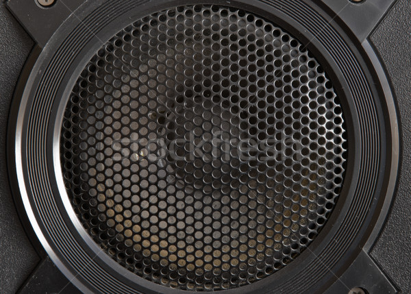 Audio speaker  Stock photo © dmitry_rukhlenko