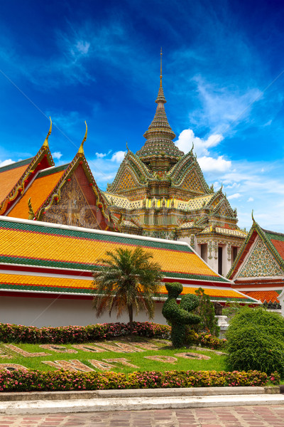 Wat Pho, Thailand Stock photo © dmitry_rukhlenko