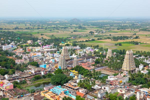 Lord Bhakthavatsaleswarar Temple. Thirukalukundram (Thirukkazhu Stock photo © dmitry_rukhlenko