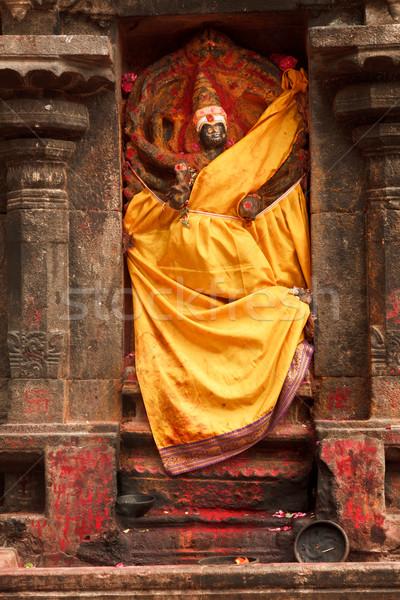Lakshmi image Stock photo © dmitry_rukhlenko