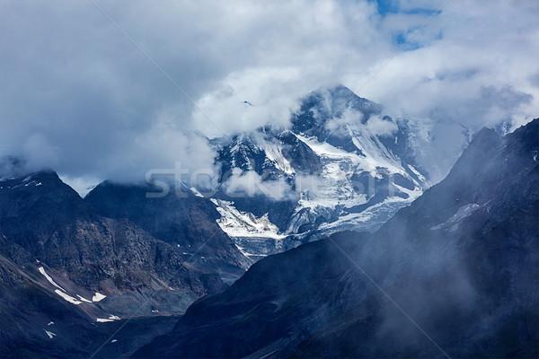 HImalayas mountains Stock photo © dmitry_rukhlenko