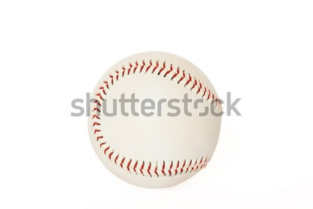Base ball isolated on white background Stock photo © dmitry_rukhlenko