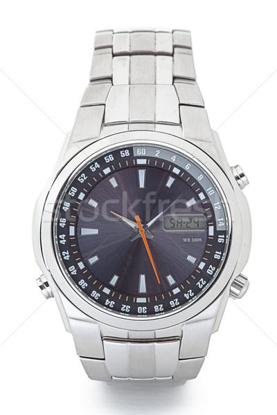 Wristwatch isolated Stock photo © dmitry_rukhlenko