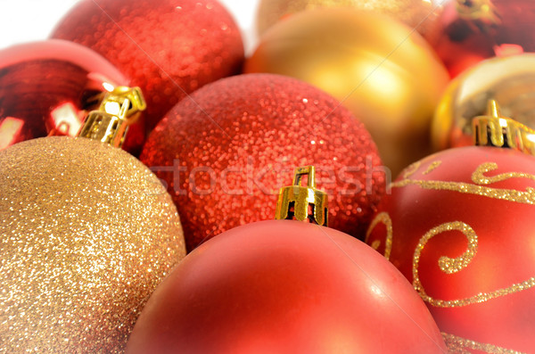 Noel makro tatil dizayn eğlence Stok fotoğraf © dnsphotography
