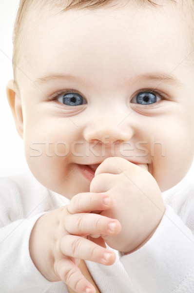 baby Stock photo © dolgachov