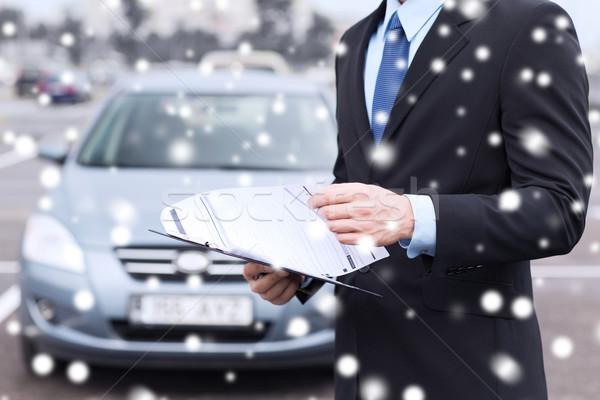 Сток-фото: человека · буфер · обмена · автомобилей · документы · транспорт