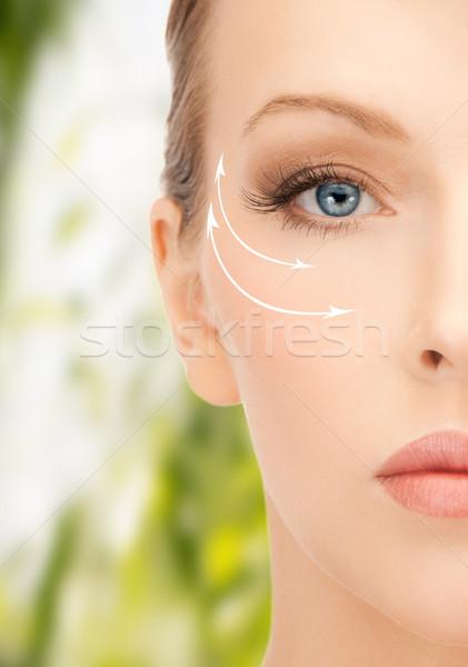 女性 準備 美容整形 健康 美 薬 ストックフォト © dolgachov