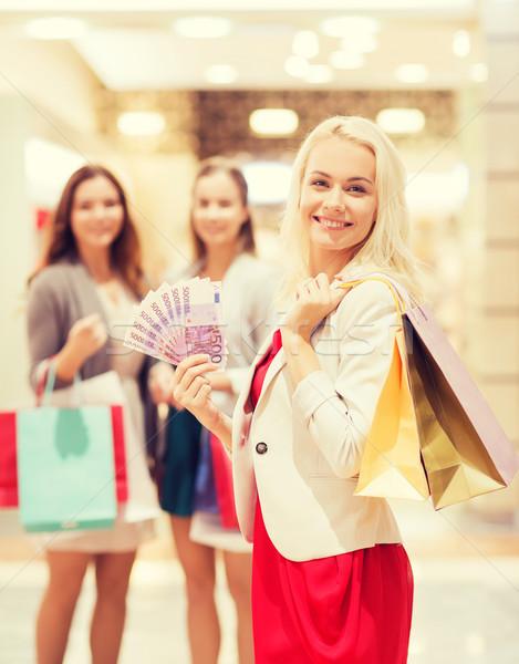 деньги Mall продажи Сток-фото © dolgachov