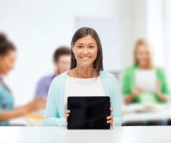 Imprenditrice studente ufficio business istruzione Foto d'archivio © dolgachov