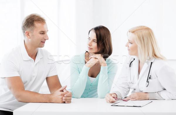 Stockfoto: Arts · kabinet · gezondheidszorg · medische · man · geneeskunde